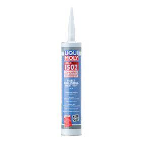 Autoglas- und Windschutzscheiben-Klebstoffe LIQUI MOLY 6139 für Auto (Kartusche, Inhalt: 310ml)