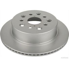 Bremsscheibe Bremsscheibendicke: 16mm, Lochanzahl: 5, Ø: 309mm mit OEM-Nummer 4243150080