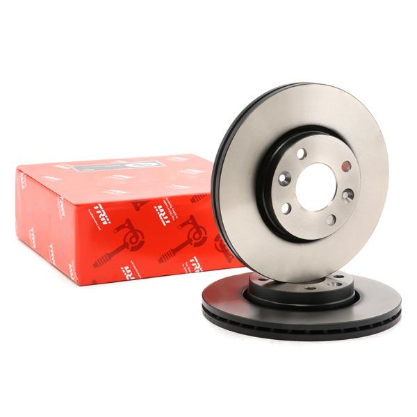 Disc Brakes TRW DF6186 expert knowledge