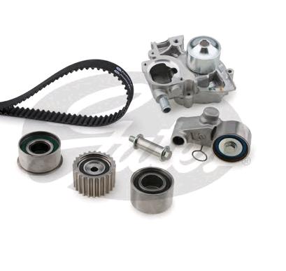 Kit Distribuzione e Pompa Acqua KP15537XS-1 GATES WP0109 di qualità originale