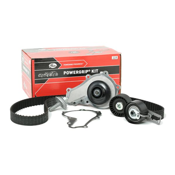 Timing belt kit and water pump KP15656XS GATES WP0055 original quality