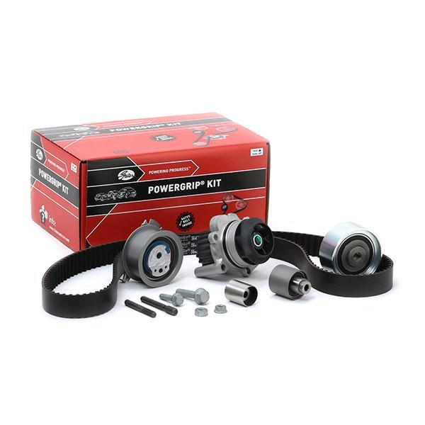 Timing belt kit and water pump KP15648XS-1 GATES WP0108 original quality