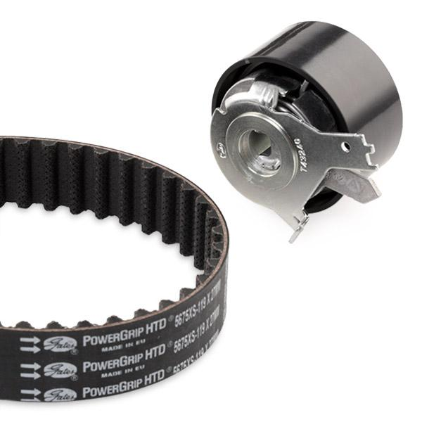 Cam Belt & Cam Belt Kit GATES 5675XS 5414465668418