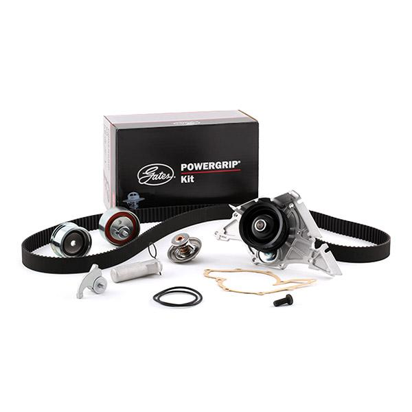 Timing belt kit and water pump KP2TH25493XS-1 GATES WP0105 original quality