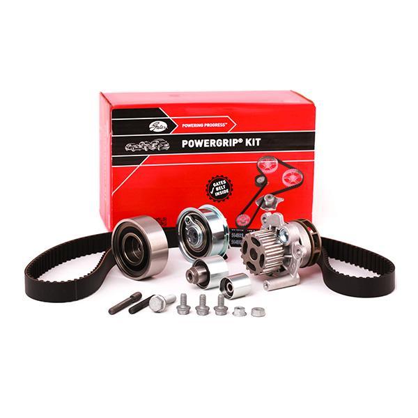 Timing belt kit and water pump KP25649XS-1 GATES K025649XS original quality