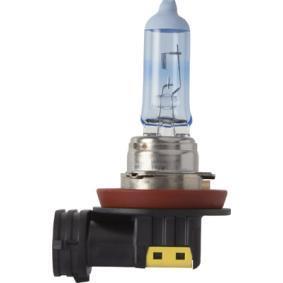 Glühlampe, Fernscheinwerfer H8, 35W, 12V 12360WHVB1 VW GOLF, PASSAT, POLO
