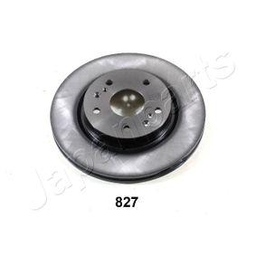 Bremsscheibe Bremsscheibendicke: 22mm, Ø: 280mm mit OEM-Nummer 55311-61M00