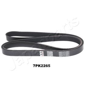 V-Ribbed Belts Length: 2265mm, Number of ribs: 7 with OEM Number 25212 4A100