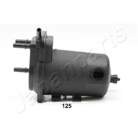 Fuel filter with OEM Number 16 40 015 40R