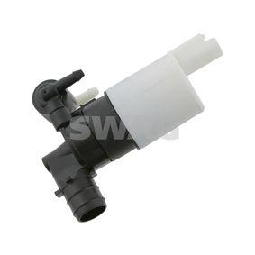 Waschwasserpumpe, Scheibenreinigung Spannung: 12V, Anschlussanzahl: 2 mit OEM-Nummer 93160293