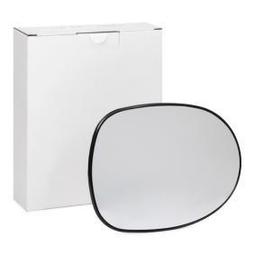 tükör üveg, külső visszapillantó jobb 6432943