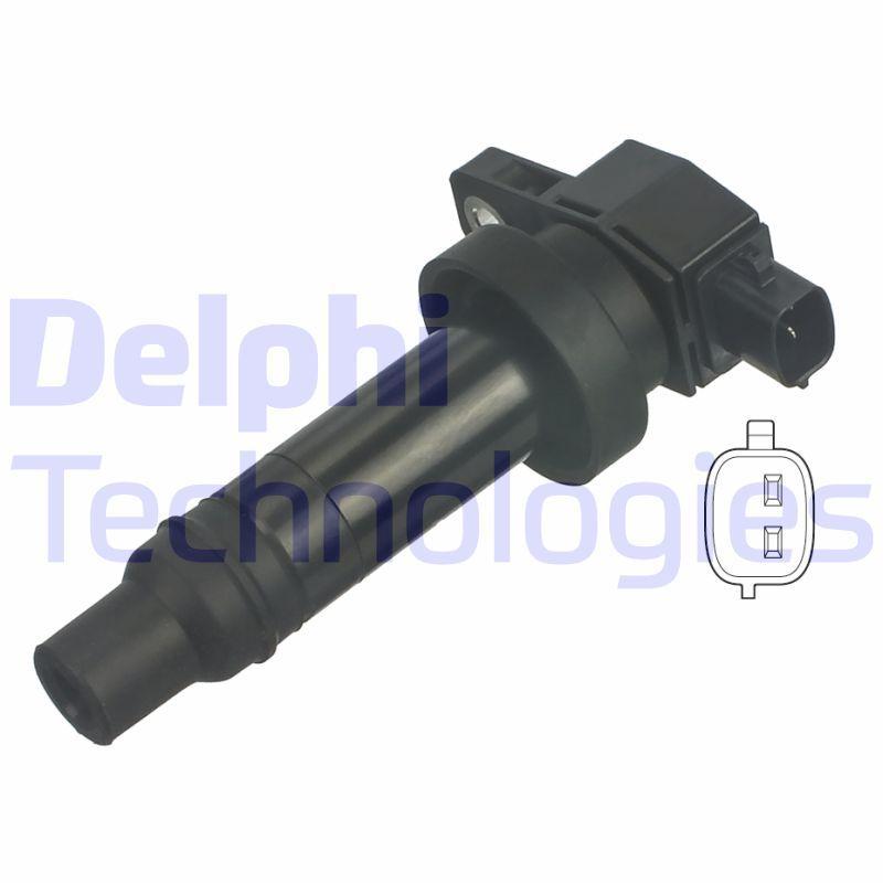 DELPHI  GN10590-12B1 Zündspule