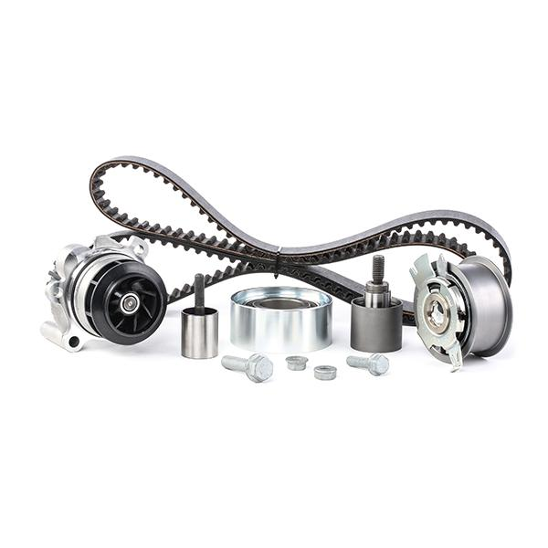 Timing belt and water pump kit GATES T42139 expert knowledge