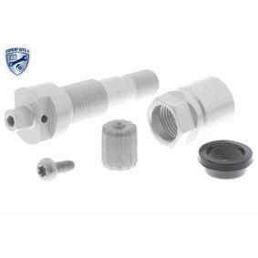 VEMO Reperationssæt, hjusensor (Dæktryk-kontrolsystem) V99-72-5010 med OEM Nummer LR003133