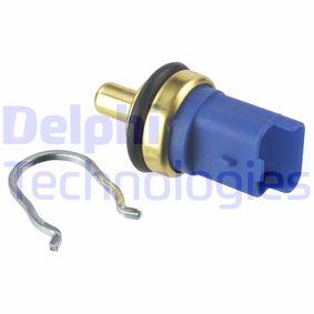Moottorielektroniikka FIAT DUCATO Umpikori (244) 2.0 JTD 84 HV Lähettäjä (keneltä) Vuosi 04.2002: Jäähdytysnestelämpötilan sensori (TS10301) Varten päälle DELPHI