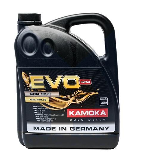 KAMOKA EVO, A3/B4 L005000401 Motoröl