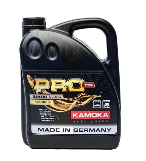 KAMOKA PRO, E2 L005015401 Motoröl