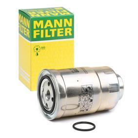 Kraftstofffilter Höhe: 155mm mit OEM-Nummer 16403-59E0A