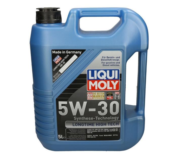 Motoröl 9507 LIQUI MOLY LongtimeHighTech5W30 in Original Qualität
