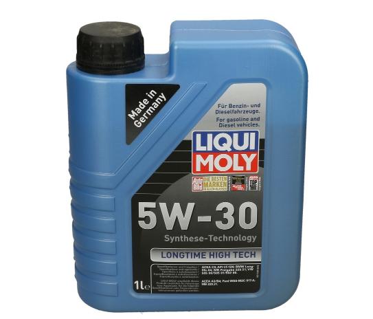 motor ol LIQUI MOLY ACEAA3 4100420095061