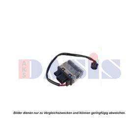 AKS DASIS Steuergerät, Elektrolüfter (Motorkühlung) 048121N für AUDI A6 (4B2, C5) 2.4 ab Baujahr 07.1998, 136 PS