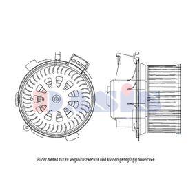 AKS DASIS Innenraumgebläse 068069N für CITROËN XSARA PICASSO (N68) 1.8 16V ab Baujahr 02.2000, 115 PS