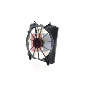 ventillátor, motorhűtés 108012N