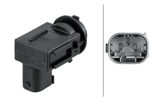 HELLA Sensor, qualidade do ar 6PX 012 684-021