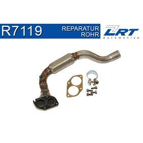 Reparaturrohr, Katalysator mit OEM-Nummer 58 54 198