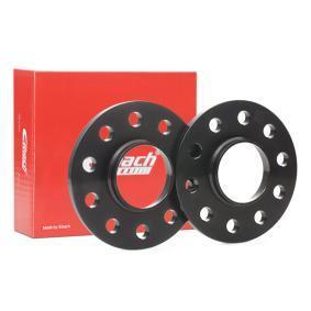 EIBACH Pro-Spacer S90-2-10-004-B Spurverbreiterung Lochanzahl: 5, Lochkreis-Ø: 120mm, Spurverbreiterung pro Achse: 20mm