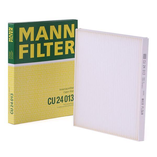 MANN-FILTER CU 24 013 FILTER
