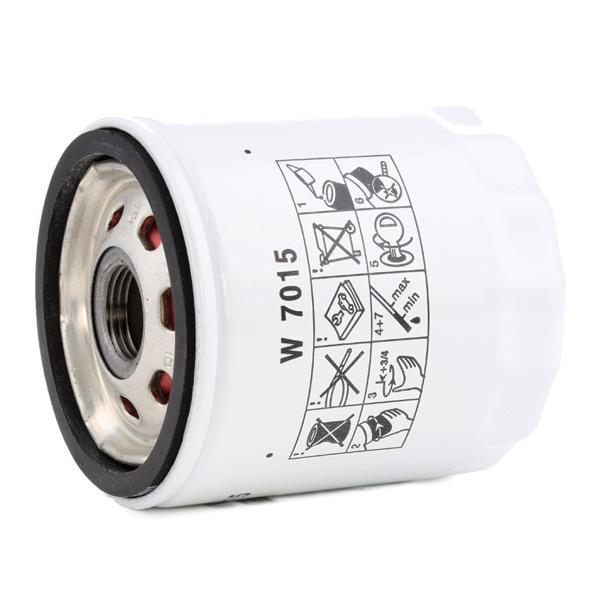 Oil Filter MANN-FILTER W 7015 4011558044220