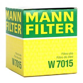 Article № W 7015 MANN-FILTER prices