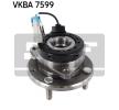 Rodamiento de rueda CHEVROLET EPICA (KL1_) 2015 Año 7919234 SKF con sensor ABS incorporado