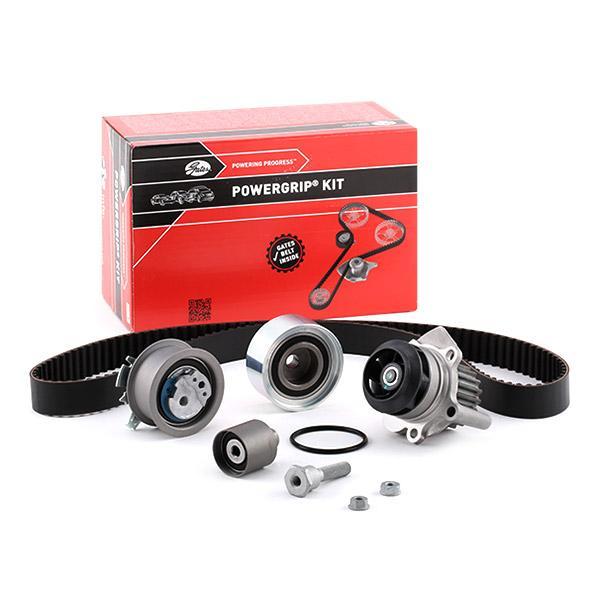 Kit Distribuzione e Pompa Acqua KP25607XS-1 GATES WP0108 di qualità originale
