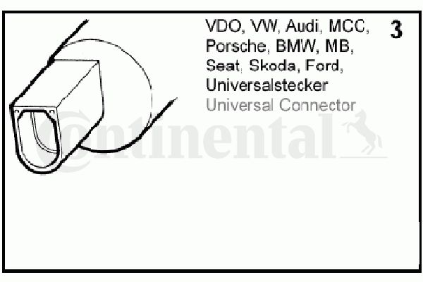 246-082-008-025Z VDO from manufacturer up to - 30% off!