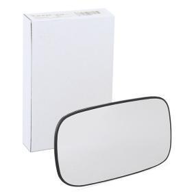 2010 Volvo V50 545 1.6 D Mirror Glass, outside mirror 6102-24-019368P