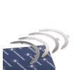 Kurbelwellenscheiben für VW TOURAN (1T1, 1T2) 1.9 TDI 105 PS ab Baujahr 08.2003 KOLBENSCHMIDT Distanzscheibe, Kurbelwelle (78635620) für