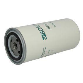 Kraftstofffilter Höhe: 203,5mm mit OEM-Nummer A457 184 0125