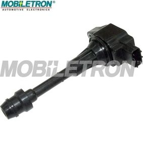 Ignition Coil Number of Poles: 3-pin connector with OEM Number 22448-EY00 A