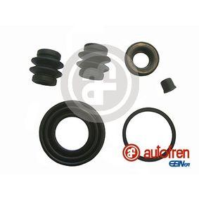 Repair Kit, brake caliper D41019 COUPE (GK) 2.0 MY 2009