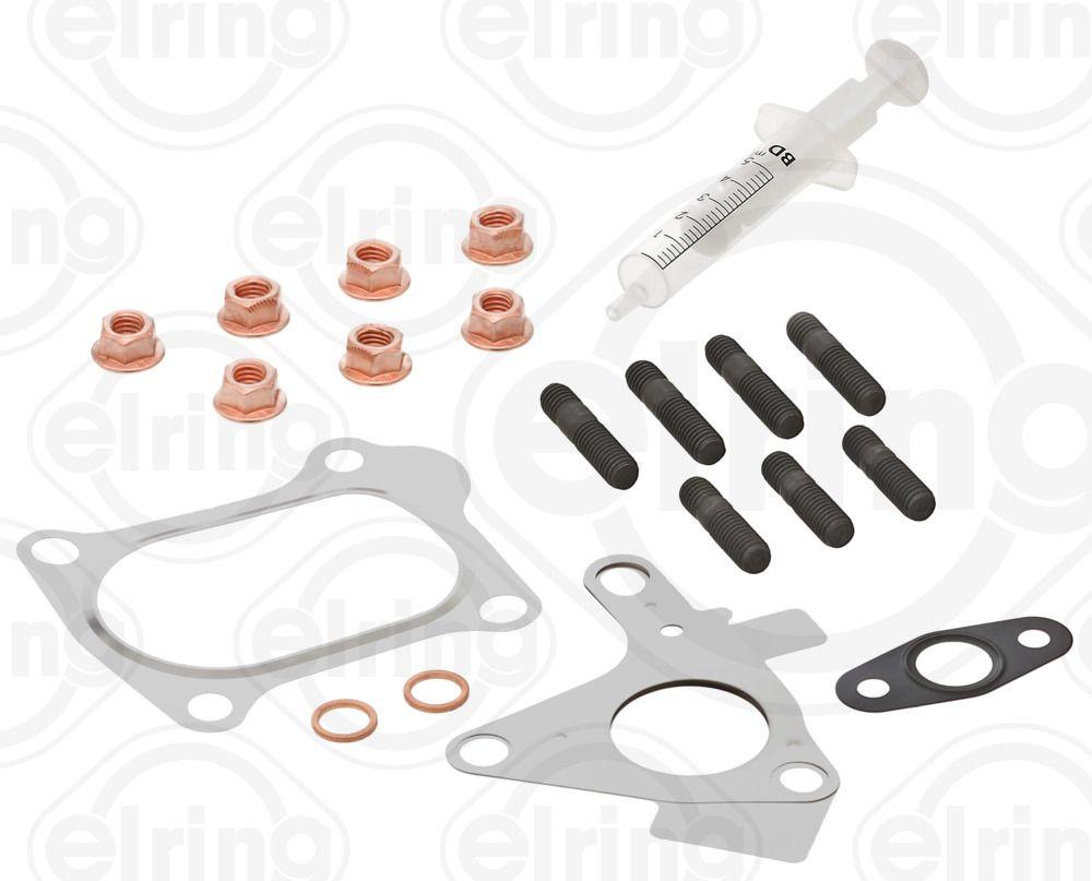 Montagesatz, Lader 714.351 ELRING 7711368112 in Original Qualität