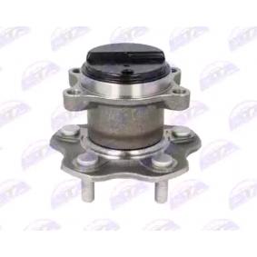 2011 Nissan Qashqai j10 1.5 dCi Wheel Bearing Kit H21095BTA