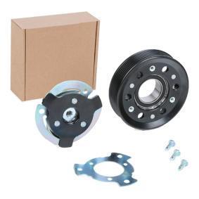 Cívka, kompresor s magnetickou spojkou KTT040082 Octa6a 2 Combi (1Z5) 1.6 TDI rok 2011