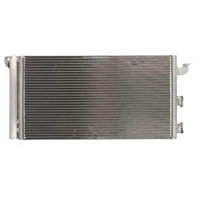 Condenser, air conditioning KTT110392 PANDA (169) 1.2 MY 2019