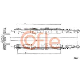 Cablu, frana de parcare Articol № 431.3 570,00RON