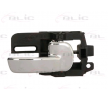 BLIC Door handle DAIHATSU Right Front, Right Rear, inner, Chrome