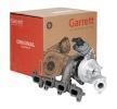 OEM Turbocompresseur, suralimentation GARRETT 7755175002S