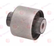 Axle bushes HONDA CIVIC 8 Hatchback (FN, FK) 2010 year 7930824 YAMATO Rear Axle, Left, Right