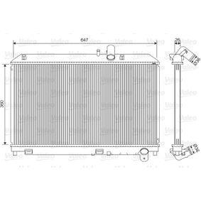Radiador, refrigeración del motor Nº de artículo 701561 120,00€